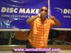 Tabou TMF aka Undefinable One performing live on stage at Lafayette Grill in NYC