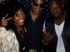 Tabou TMF aka Undefinable One, Lindsey & Mic Blaque chilling at Spike Hill in Brooklyn